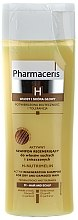 Parfüm, Parfüméria, kozmetikum Helyreállító sampon száraz hajra - Pharmaceris H-Nutrimelin Active Regenerating Shampoo