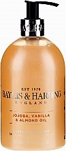 Parfüm, Parfüméria, kozmetikum Szappan kézre - Baylis & Harding Jojoba, Vanilla & Almond Oil Hand Wash