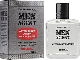 Parfüm, Parfüméria, kozmetikum Borotválkozás utáni arcvíz - Dermacol Men Agent Original After Shave Lotion