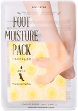 Parfüm, Parfüméria, kozmetikum Hidratáló maszk-ápolás lábra - Kocostar Foot Moisture Pack Yellow