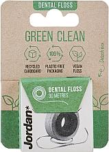 Parfüm, Parfüméria, kozmetikum Fogselyem, 30 m - Jordan Green Clean Dental Floss