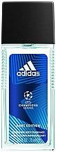 Parfüm, Parfüméria, kozmetikum Adidas UEFA Champions League Dare Edition - Dezodor