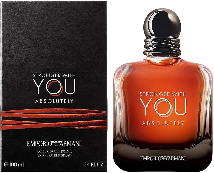 Giorgio Armani Emporio Armani Stronger With You Absolutely - Parfüm — fotó N2