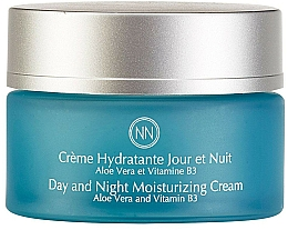 Parfüm, Parfüméria, kozmetikum Arckrém - Innossence Innosource Moisturizing Cream Day And Night