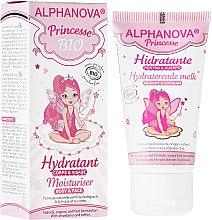 Parfüm, Parfüméria, kozmetikum Baba hidratáló krém - Alphanova Kids Princess Moisturiser Body & Face