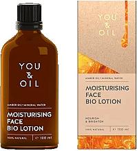 Parfüm, Parfüméria, kozmetikum Biolition - You & Oil Moisturising Face Bio Lotion Amber Oil+Mineral Water