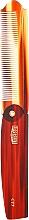 Parfüm, Parfüméria, kozmetikum Összecsukható fésű - Uppercut Deluxe CT7 Tortoise Flip Comb