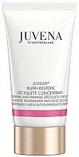Parfüm, Parfüméria, kozmetikum Nyak és dekoltázs fiatalító szérum - Juvena Juvelia Nutri Restore Decollete Concentrate