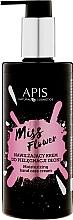 Parfüm, Parfüméria, kozmetikum Hidratáló kézkrém - APIS Professional Miss Flower Hand Cream