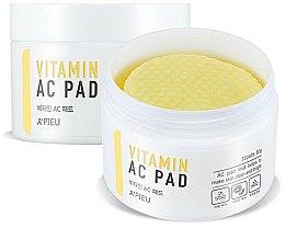 Parfüm, Parfüméria, kozmetikum Arctisztító peeling korong - A'pieu Vitamin AC Pad