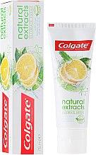 """Parfüm, Parfüméria, kozmetikum Fogkrém """"Frisseség"""" - Colgate Natural Extracts Ultimate Fresh Lemon"""