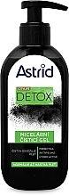 Parfüm, Parfüméria, kozmetikum tisztító gél normál és zsíros bőrre - Astrid Citylife Detox