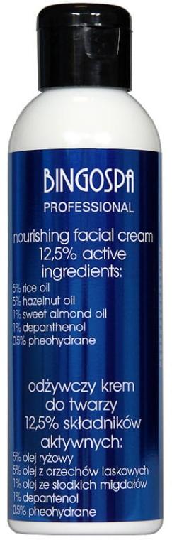 Tápláló krém száraz és érzékeny bőrre - BingoSpa Artline Soothing Nourishing Cream