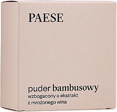 Parfüm, Parfüméria, kozmetikum Bambusz púder - Paese Bamboo Powder With Silk And Frozen Wine Extract