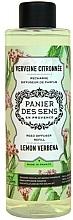 "Parfüm, Parfüméria, kozmetikum Lakásillatosító ""Citromos verbéna"" (tartalék blokk) - Panier Des Sens Lemon Verbrna Diffuser Refill"