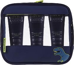 Parfüm, Parfüméria, kozmetikum Szett - Baylis & Harding Men's Citrus Lime & Mint Bag(hair/body/wash/100ml+face/wash/100ml+a/sh/balm/100ml+acc)