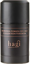 Parfüm, Parfüméria, kozmetikum Testápoló balzsam homoktövis olajjal - Hagi