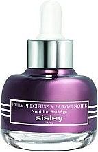 Parfüm, Parfüméria, kozmetikum Fiatalító arcápoló olaj fekete rózsa kivonattal - Sisley Huile Precieuse A La Rose Noire Nutrition Anti-Age
