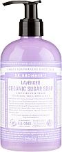 "Parfüm, Parfüméria, kozmetikum Folyékony szappan ""Levendula"" - Dr. Bronner's Organic Sugar Soap Lavender"