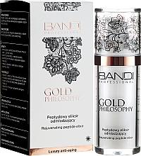 Parfüm, Parfüméria, kozmetikum Bőrfiatalító peptides elixír - Bandi Professional Gold Philosophy Rejuvenating Peptide Elixir