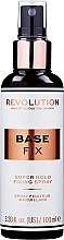 Parfüm, Parfüméria, kozmetikum Sminkfixáló - Makeup Revolution Base Fix Makeup Fixing Spray