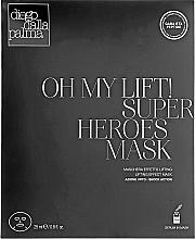 Parfüm, Parfüméria, kozmetikum Anti-age lifting maszk - Diego Dalla Palma Oh My Lift Super Heroes Mask