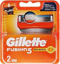 Parfüm, Parfüméria, kozmetikum Tartalék pengék - Gillette Fusion Power