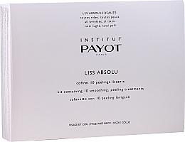 Parfüm, Parfüméria, kozmetikum Készlet - Payot Liss Absolute (f/peeling/10x5g + f/lot/10x10ml + f/mask/10x20g)
