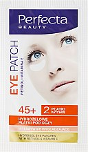 Parfüm, Parfüméria, kozmetikum Hidrogél szemtapasz - DAX Perfecta Eye Patch 45+