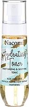 Parfüm, Parfüméria, kozmetikum Hidratáló arctonik - Nacomi Hydrating Moisturizing & Soothing Tonic