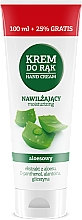 Parfüm, Parfüméria, kozmetikum Hidratáló kézkrém aloe verával - VGS Polska Moisturizing Aloe Hand Cream