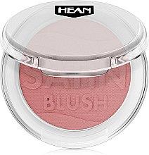 Parfüm, Parfüméria, kozmetikum Arcpirosító - Hean Satin Blush