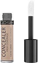 Parfüm, Parfüméria, kozmetikum Korrektor - Gosh Concealer High Coverage