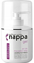 Parfüm, Parfüméria, kozmetikum Relaxáló lábzselé - Silcare Nappa 500 Foot Soak Gel