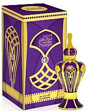 Parfüm, Parfüméria, kozmetikum Al Haramain Narjis - Olajos parfüm