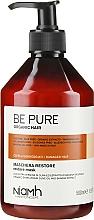 Parfüm, Parfüméria, kozmetikum Helyreállító maszk sérült hajra - Niamh Hairconcept Be Pure Restore Mask