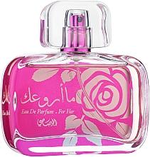 Parfüm, Parfüméria, kozmetikum Rasasi Maa Arwaak - Eau De Parfum