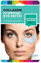 Parfüm, Parfüméria, kozmetikum Simító hatású, duzzanat elleni kollagén szemkörnyékápoló tapasz - Beauty Face Collagen Hydrogel Eye Mask