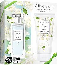 Parfüm, Parfüméria, kozmetikum Allvernum Lily Of The Valley & Jasmine - Szett (edp/50ml + b/lot/200ml)
