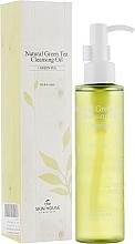 Parfüm, Parfüméria, kozmetikum Hidrofil olaj zöld tea kivonattal - The Skin House Natural Green Tea Cleansing Oil