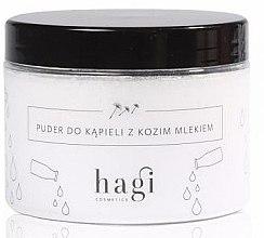 Parfüm, Parfüméria, kozmetikum Fürdőpúder kecsketejjel - Hagi Bath Puder