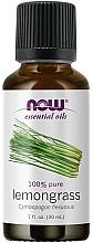 Parfüm, Parfüméria, kozmetikum Citromfű illóolaj - Now Foods Essential Oils 100% Pure Lemongrass