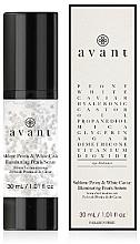 Parfüm, Parfüméria, kozmetikum Szérum ragyogó gyönggyel és bazsarózsával - Avant Sublime Peony & White Caviar Illuminating Pearls Serum