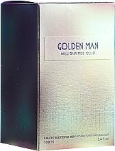 Parfüm, Parfüméria, kozmetikum Vittorio Bellucci Golden Man - Eau De Toilette