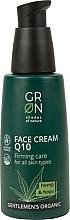 Parfüm, Parfüméria, kozmetikum Arckrém - GRN Gentlemen's Organic Q10 Hemp & Hop Face Cream