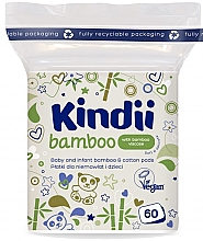 Parfüm, Parfüméria, kozmetikum Vattakorongok csecsemők és gyerekek számára - Kindii Bamboo Cotton Pads