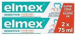 Parfüm, Parfüméria, kozmetikum Szett - Elmex Sensitive Toothpaste (toothpaste/2x75ml)