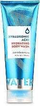 Parfüm, Parfüméria, kozmetikum Krémgél tusfürdő - Bath and Body Works Water Hyaluronic Acid Hydrating Body Wash