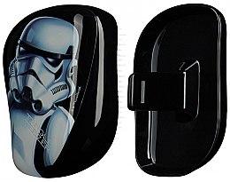 Parfüm, Parfüméria, kozmetikum Kompakt hajkefe - Tangle Teezer Compact Styler Star Wars Storm Trooper Brush
