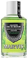 "Parfüm, Parfüméria, kozmetikum Szájvíz ""Menta"" - Marvis Concentrate Spreamint Mouthwash"